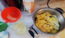 priprava limoncela VII